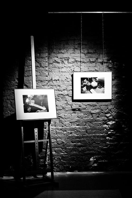 """wystawa fotograficzna """"Życie? Teatr?"""" warsztaty 01"""