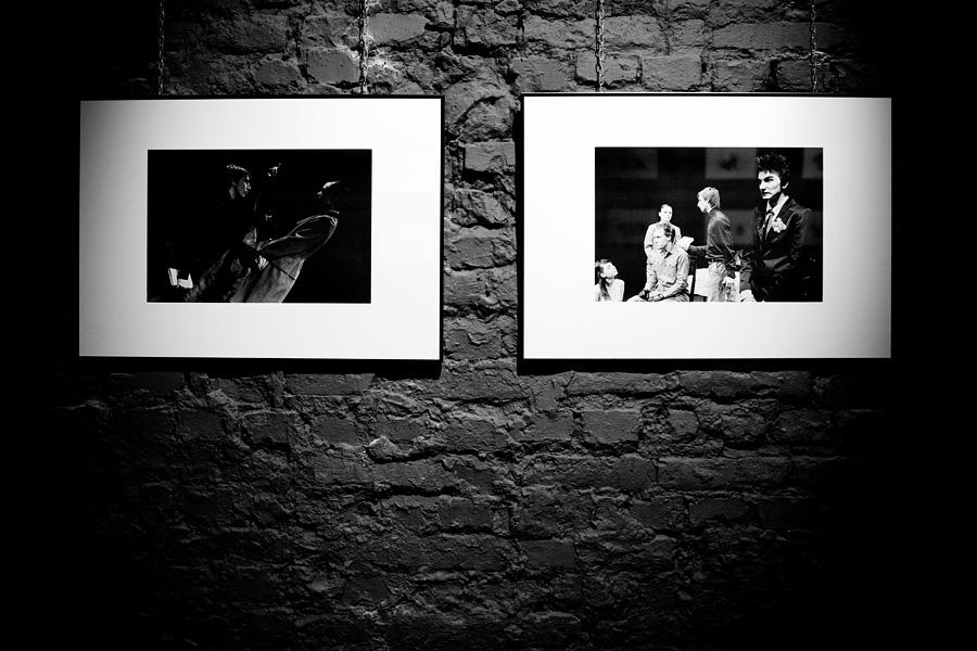 """wystawa fotograficzna """"Życie? Teatr?"""" warsztaty 02"""