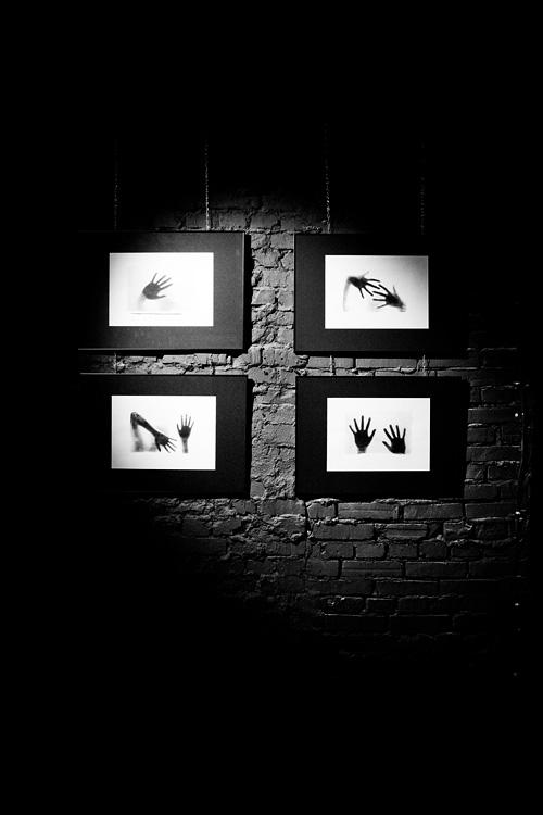 """wystawa fotograficzna """"Życie? Teatr?"""" warsztaty 03"""