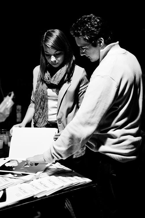 """wystawa fotograficzna """"Życie? Teatr?"""" warsztaty 05"""