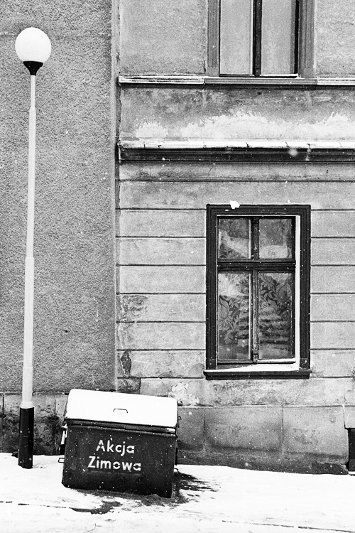 Fotografia pt.Akcja zima, Radków, fot.Adam Mikosz