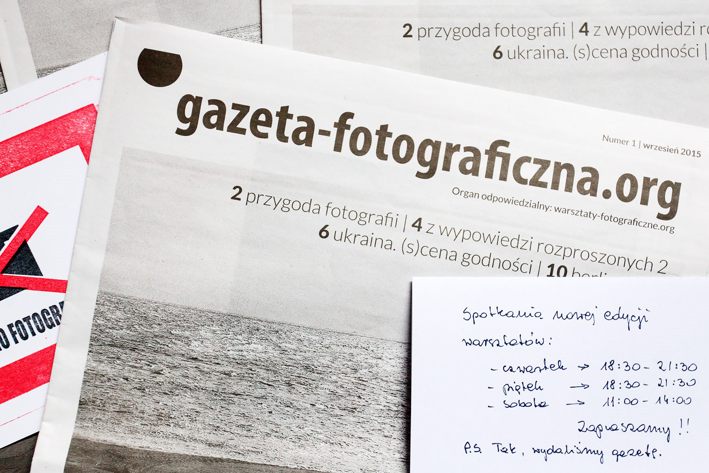 Ilustracja wpisu o terminach spotkań nowej edycji warsztatów fotograficznych