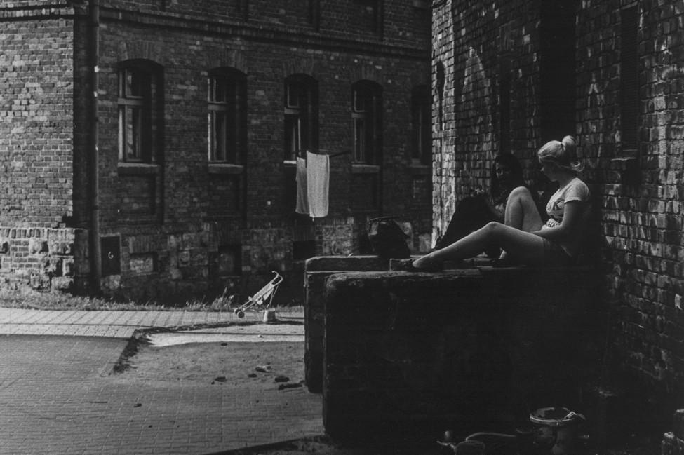 """Zbigniew Hylaszek """"Dziewczyny na ganku"""""""
