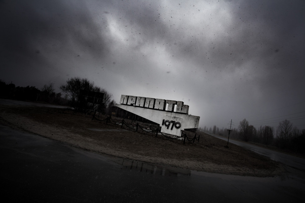 Spotkanie poplenerowe - Czarnobyl, Ukraina