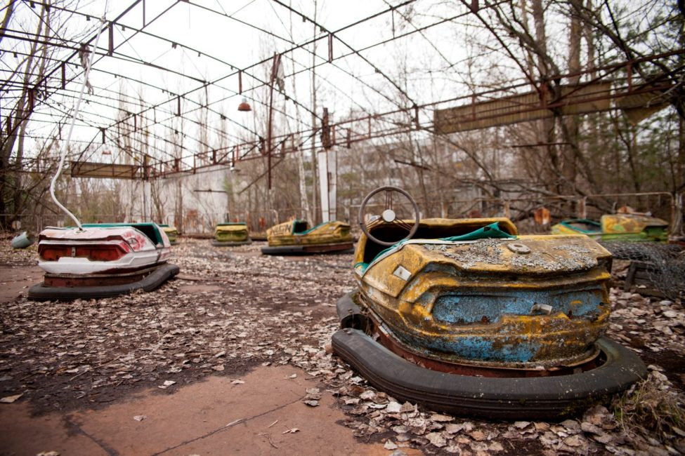 Czarnobyl - wesołe miasteczko