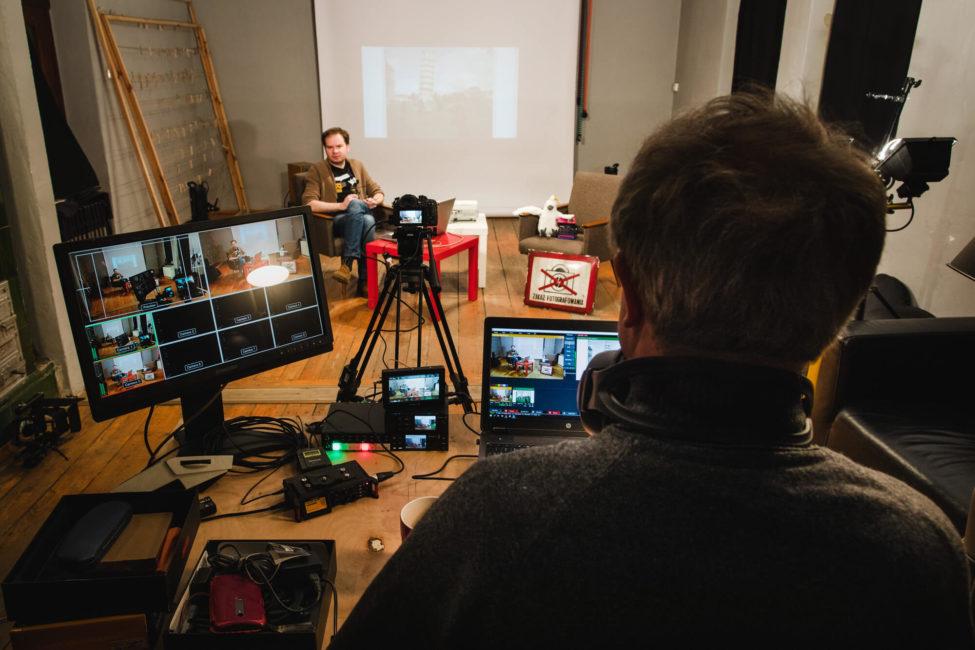Warsztaty fotograficzne online - Katowice - kurs fotografii