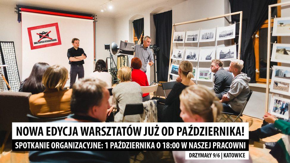 warsztaty fotograficzne - kurs fotografii - Katowice